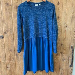 LOGO by Lori Goldstein Sweater Knit Tunic